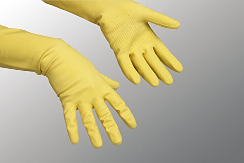 Vileda Handschuhe Safegrip Der Griffige Naturlatex Gr/ö/ße XL