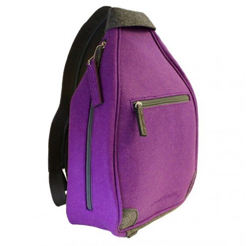 Urban Country Borsa Messenger, viola - viola, UC008028-Purple