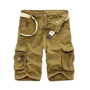 a02010f072ba WDDGPZ Pantalones Cortos De Playa/Cortos Hombre De Trabajo De Verano ...