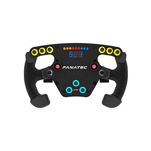 Corsa Steering Wheel - Fanatec ClubSport Steering Wheel F1® Esports