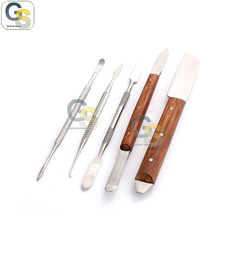 (G.S ZAHLE CARVER PLASTER WAX KNIFE FAHEN KNIVES LAB INSTRUMENTS CEMENT SPATULA NEW )