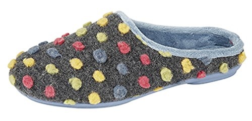 Blue Chaussons Sleepers femme pour Bleu Multi wZy8qY