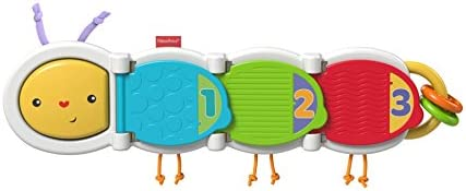 Fisher-Price DHW14 Babys Spielraupe Toy
