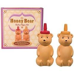 Honey Bear Salt and Pepper Shaker Set