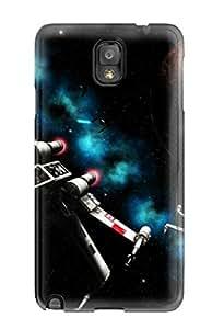 Excellent Design Star Wars Iphone Phone Case For Galaxy Note 3 Premium Tpu Case 5387236K34618468