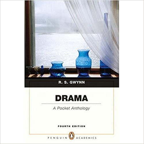 Drama: A Pocket Anthology 4th Edition (Book Only)