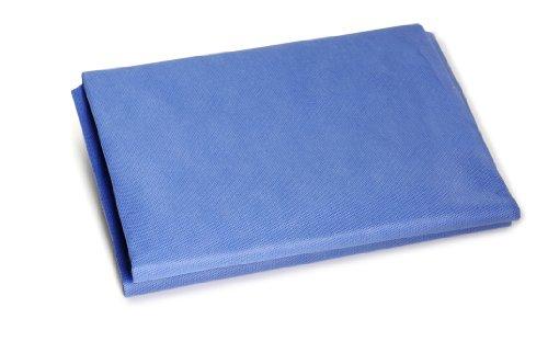 "Medline GEM5148 Super Heavyweight Sterilization Wraps, 48"" x 48"", Blue (Pack of 48)"