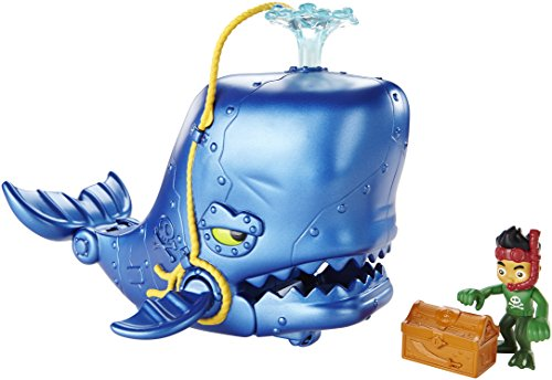 Fisher-Price Disney Jake & the Never Land Pirates, Super Creature Whale Adventure