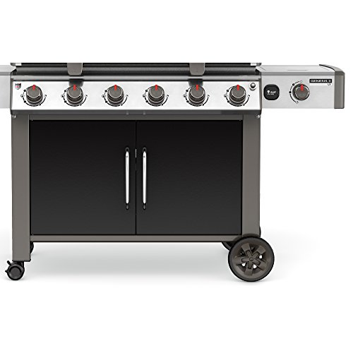 weber genesis ii lx e 640 natural gas grill grill reviews bbq and grilling tips grill jet. Black Bedroom Furniture Sets. Home Design Ideas