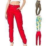 Cargo Pants, Women High Waist Lounge Harem Pants
