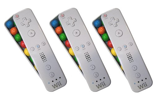 Price comparison product image Nintendo Wii Controller Gum, Pack of 3