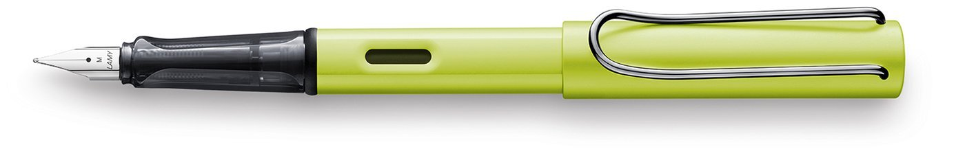 Lamy Al star charged green