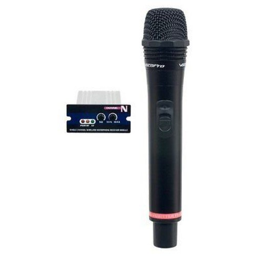 VocoPro UMH5805N Single UHF Module/Rechargeable Wireless Microphone