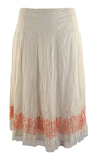 b56732358 Gianni Bini Women s Shell Accented Pleated Skirt-I-8 for sale Delivered  anywhere in
