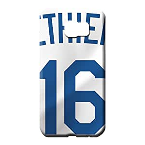 samsung galaxy s6 phone cover case Super Strong case Cases Covers Protector For phone los angeles dodgers mlb baseball