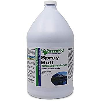 Amazon Com Greenfist Spray Buff Restorer Renewing Floor