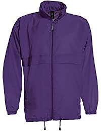 B&C Sirocco Mens Lightweight Jacket/Mens Outer Jackets