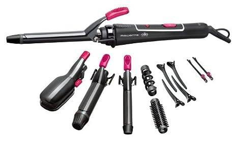 Rowenta Multistyler CF4132 - Rizador cabello 14 en 1, tenacilla ...