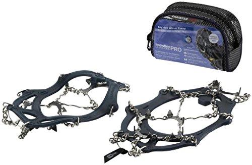 Snowline stud Spikes Chainsen Pro XL black by Snowline