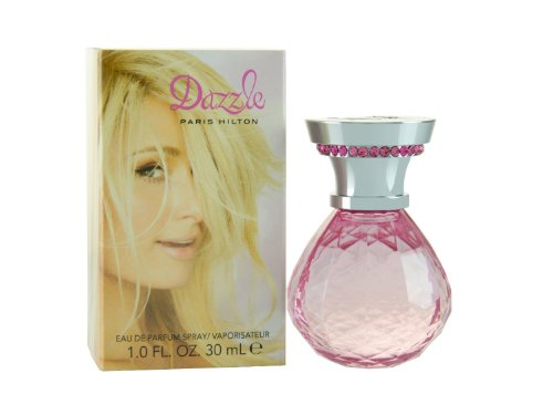 [Dazzle Eau de Parfum Spray for Women, 1 Fluid Ounce] (Hilton Cherry)
