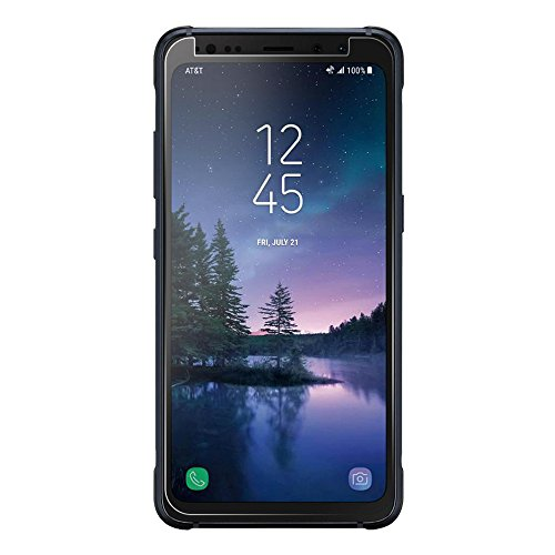 Samsung Galaxy S8 Active Tempered Glass Screen Protector-(3