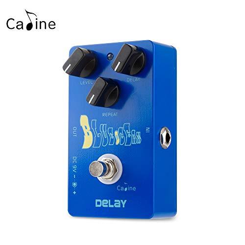 Caline Delay Guitar Effects Pedal Blue Ocean Digital Analog Delay