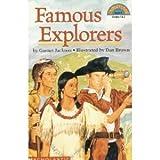 Famous Explorers, Garnet N. Jackson, 0439206294