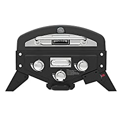 Smoke Hollow Vt280ss1 Vector 3-burner Tabletop Propane Gas Grill With Smoke Tray