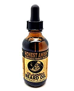 Honest Amish - Classic Beard Oil - 2 Ounce