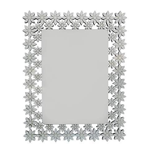 Quadro Espelho Decorativo Veneziano Sala Quarto 3874