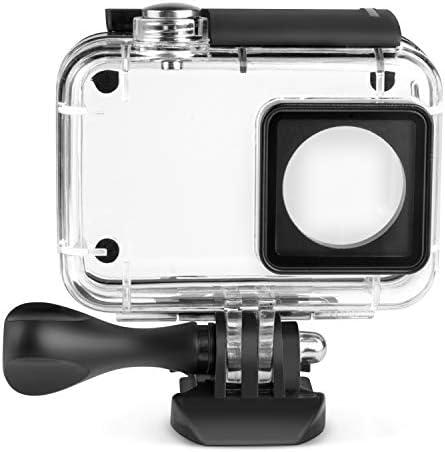 Kupton Case for Xiaomi 4K/ Yi 4K+/Yi Lite/YI Discovery 4K Diving Protective Housing Waterproof Case 40m for Xiaoyi 4K Xiaomi II/Yi Lite Action Camera ...