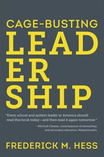 Cage Busting Leadership