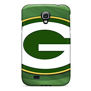 TimeaJoyce Samsung Galaxy S4 Anti-Scratch Hard Phone Covers Unique Design Nice Green Bay Packers Pictures [ugd18567WamV]