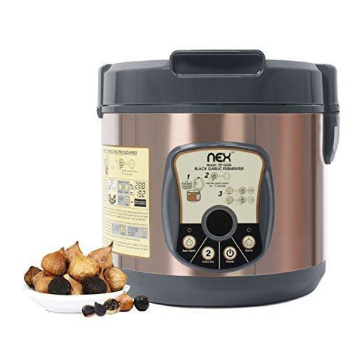 NEX NE-KF20B Black Garlic Fermenter Bronze 5L