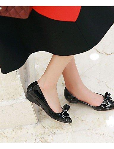 mujer sint de de PDX zapatos piel tPwxq