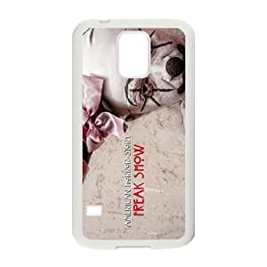 DIY Case Cover for samsung galaxy s5 i9600 w/ American Horror Story image at Hmh-xase (style 9)