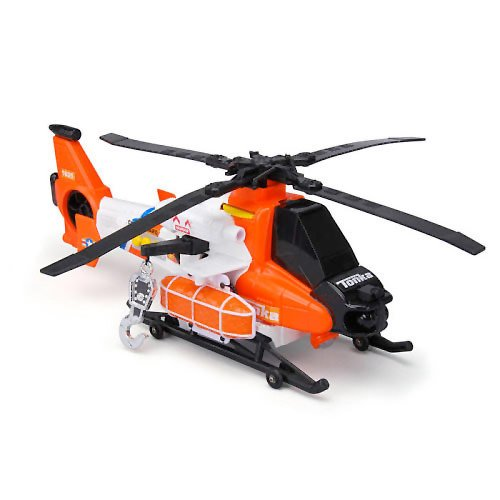 Tonka Rescue Force Coast Guard Helicopter - Lights and Sound (Helicopter Tonka)