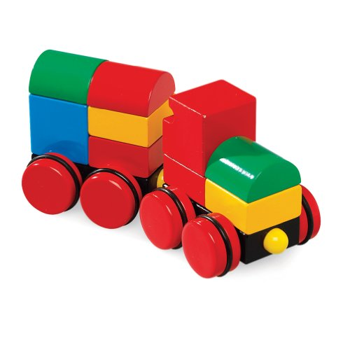 Magnetic Stacking Train, Baby & Kids Zone
