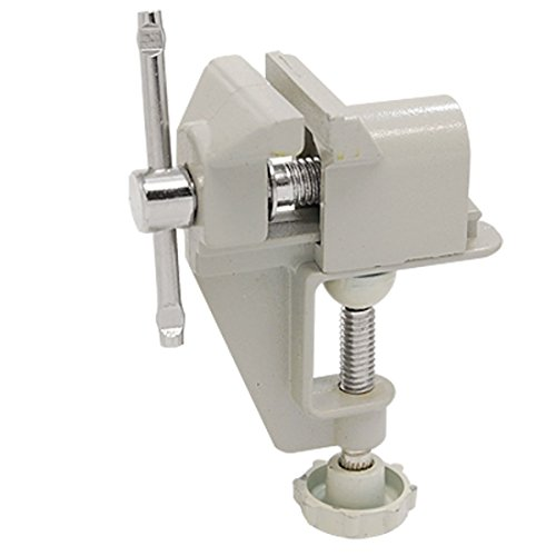 Uxcell Metal Screw Bench Table Clamp Vice for DIY Jewelry