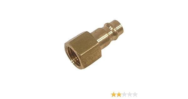 Conector embrague a presión - IG1/2, no disponible: Amazon.es: Bricolaje y herramientas