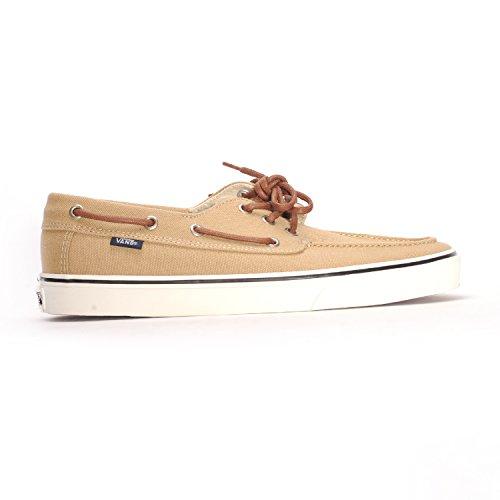 a63628f220d Vans Chauffeur SF (Khaki Marshmallow) Men s Skate Shoes delicate ...