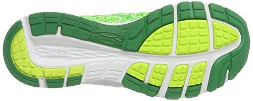 Running green Verde white Gecko Dynaflyte Uomo Scarpe green Asics TvEqwS