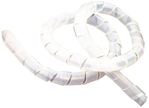 Image of Cable Sleeves Morris 22184 Morris Products 22184 Spiral Wrap Nylon, Nylon, .47'- 1.38' Size, 100' Length, Natural