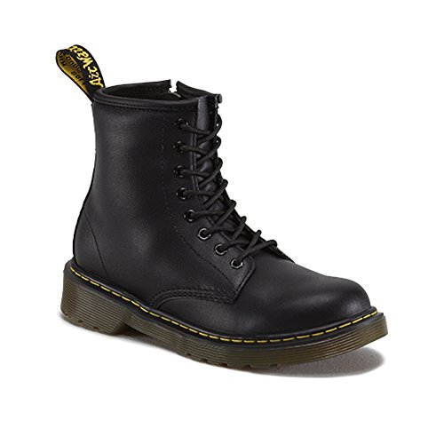 Dr. Martens Delaney Boot,Black Softy T,13 UK(1 M US Little Kid)