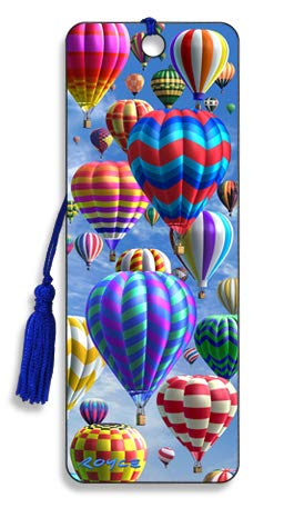 Cheatwell - 3D Bookmark - Hot Air]()