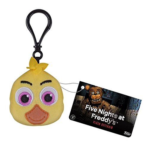 Funko Five Nights at Freddy's Chica Plush Keychain