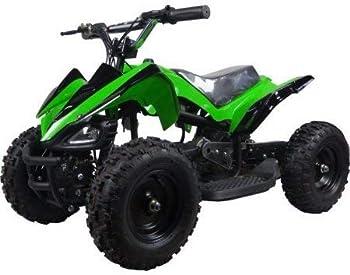XtremepowerUS Mini ATV Kids 4 Wheeler