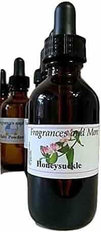 Honeysuckle Fragrance Oil 2 ounces
