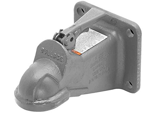 Bulldog Adjustable Cast-Primed Coupler Plate (20000-Pound Capacity)