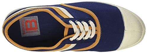 Blu Marine Tennis Sneaker 0516 Bensimon Donna Waves 1qIU6wX